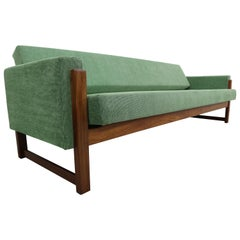 Three-Seat Sofa Bed by Yngve Ekstrom for Pastoe, 1960s
