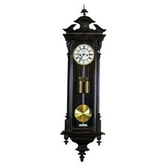 19th Century Eclectic Wall Clock