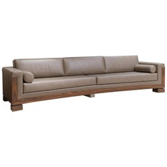 Contemporary Extra Long Sofa