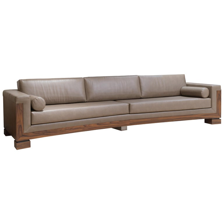Contemporary Extra Long Sofa For Sale At 1stdibs
