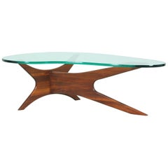 Adrian Pearsall Model 1465-T Coffee Table for Craft Associate
