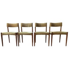 Aksel Bender Madsen Dining Room Chairs