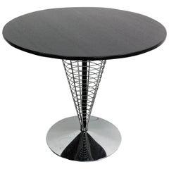 Verner Panton Wire Cone Table, Fritz Hansen 1990