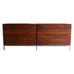 Florence Knoll Rosewood Dresser
