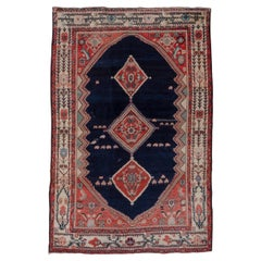 Antique Tribal Malayer Rug