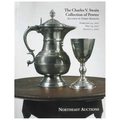 Northeast Auctions, The Charles V. Swain Collection of Pewter