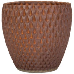 Unfinished Stoneware Phoenix Planter by David Cressey for Architectural Pottery