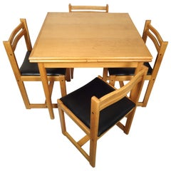 Vintage Modern Danish Dining Set