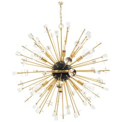 Contemporary Sputnik Chandelier