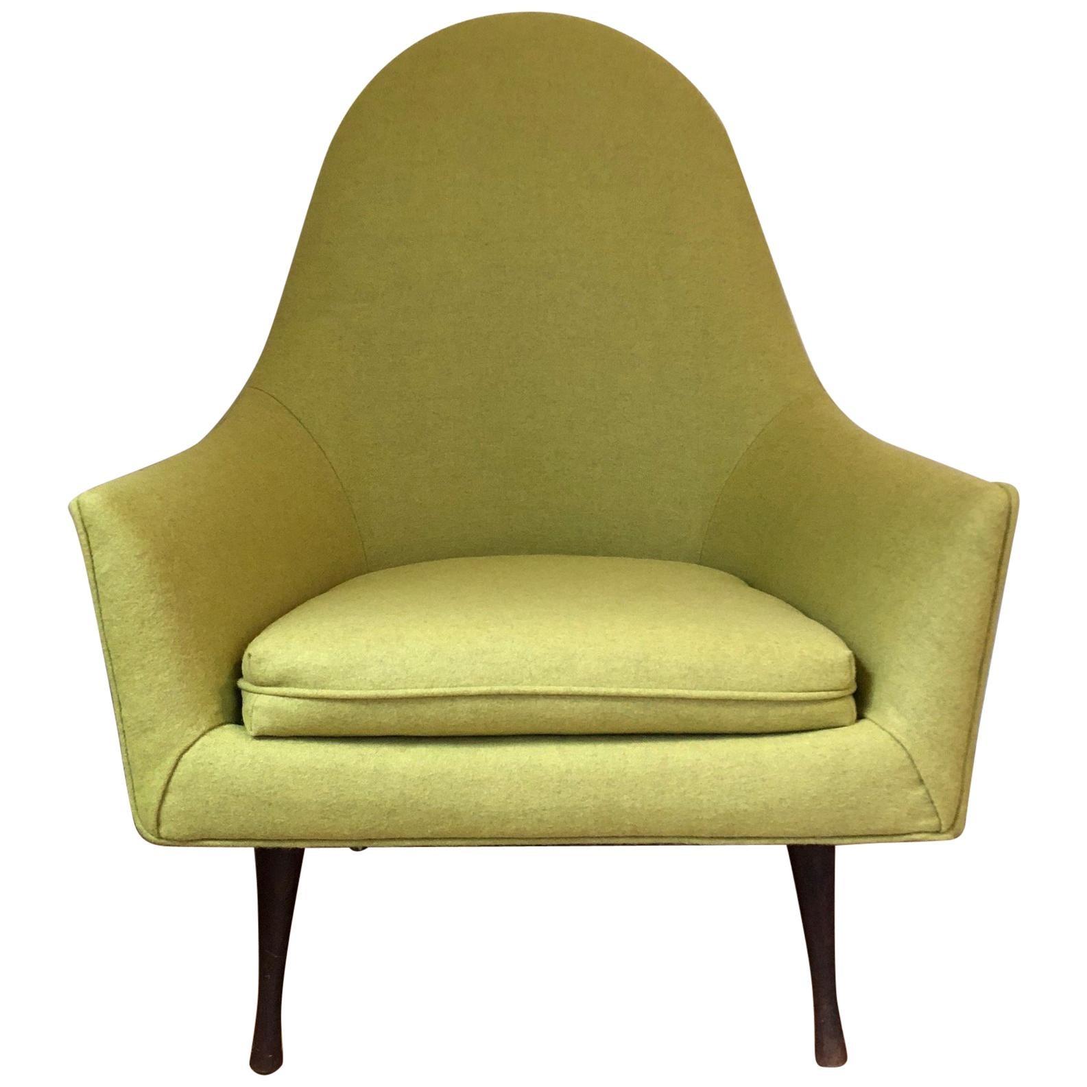 Paul McCobb for Widdicomb High Back Chair