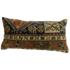 Persian Heriz Bolster Rug Pillow