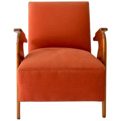 Brazilian Revertible Chaise Lounge
