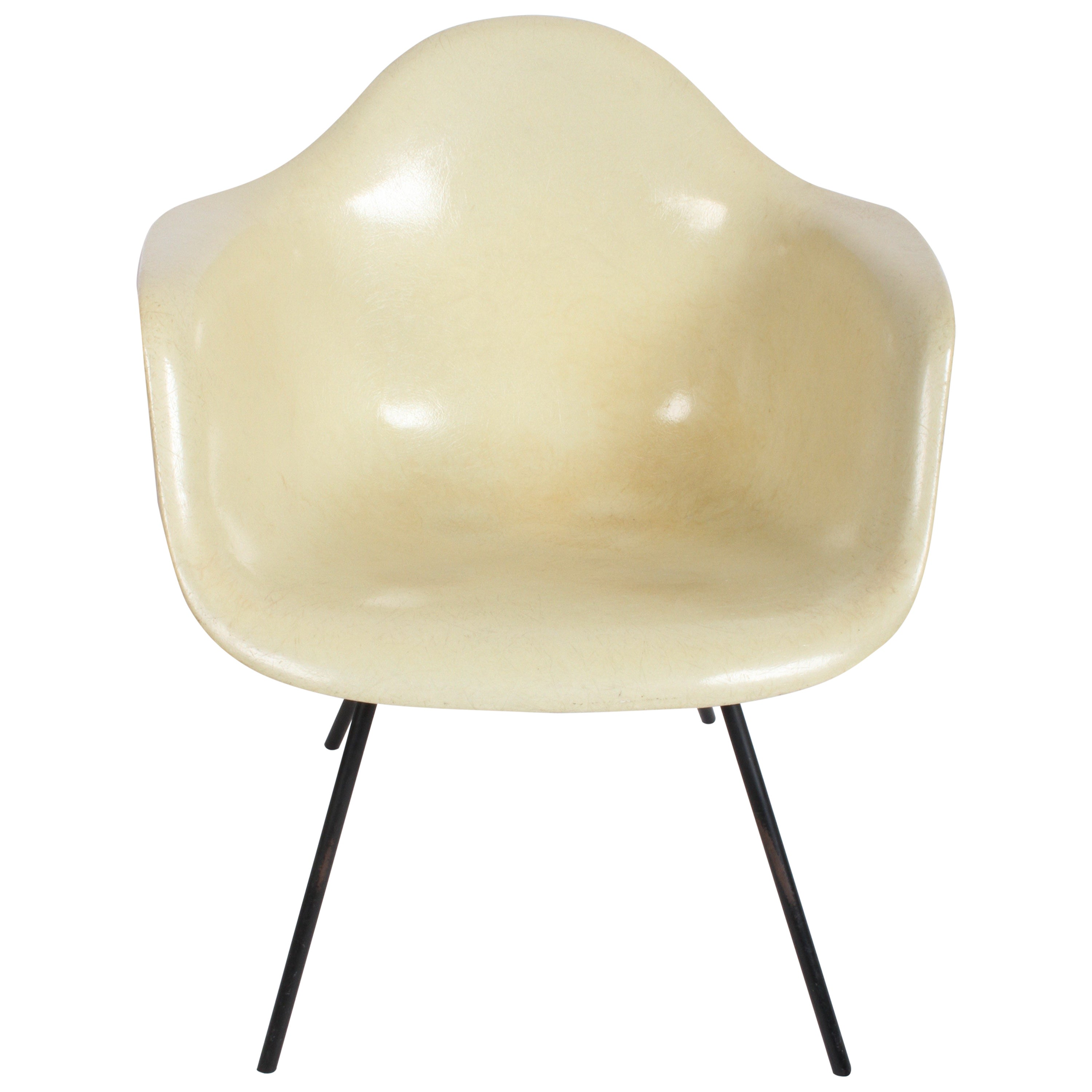 Charles Eames for Herman Miller Low DAX Shell Armchair
