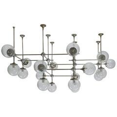 Module Lamp by Peter Rockel, GDR, 1970s