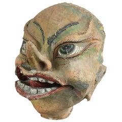 Mid-Century Modern Masks