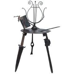 Mark Brazier-Jones Lyre Chair