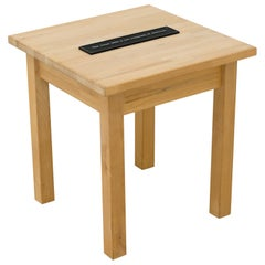 Joseph Kosuth Table