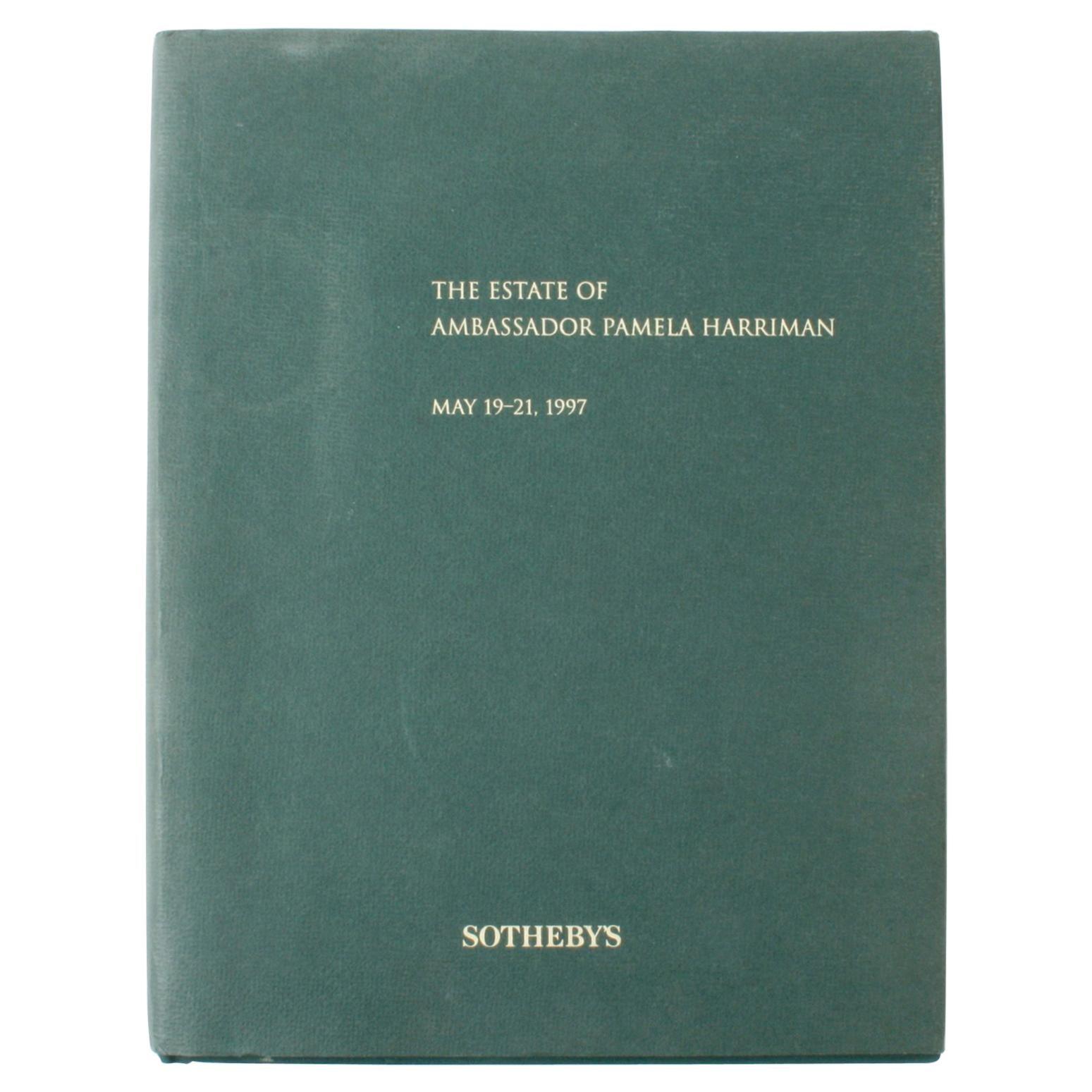 Sotheby's, the Estate of Ambassador Pamela Harriman