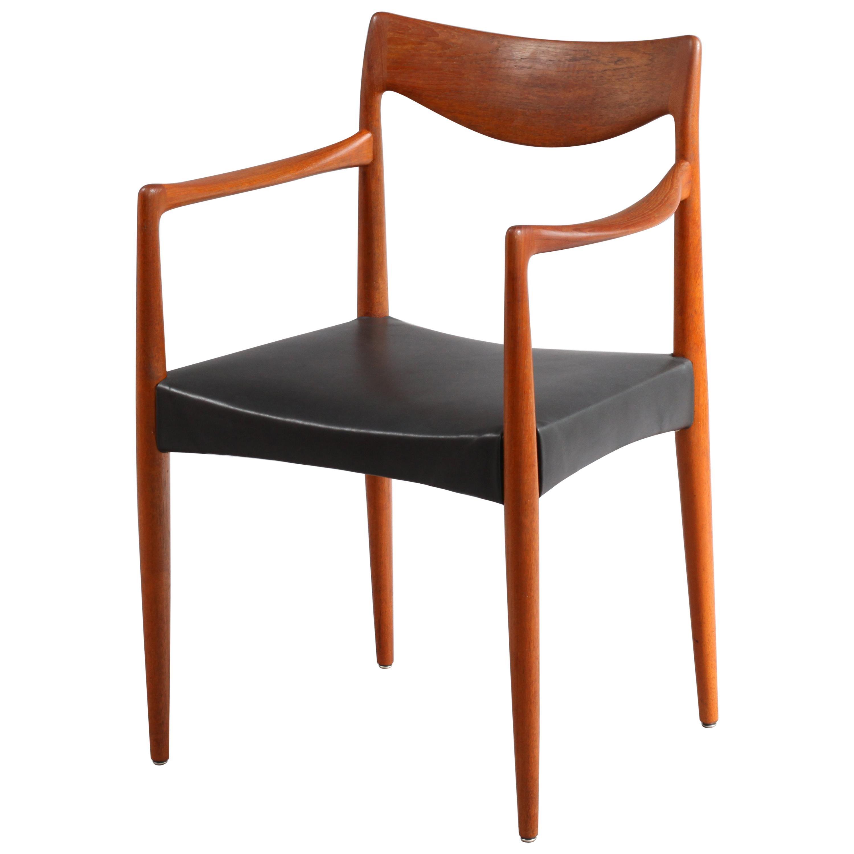 Two Norwegian Bambi-Chairs Model 63 Made by Gustav Bahus, Des. Rastad & Relling
