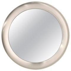 Italian Midcentury Mirror by Sergio Asti for Artemide, 1960s