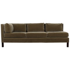 One Arm Sofa by Edward Wormley for Dunbar