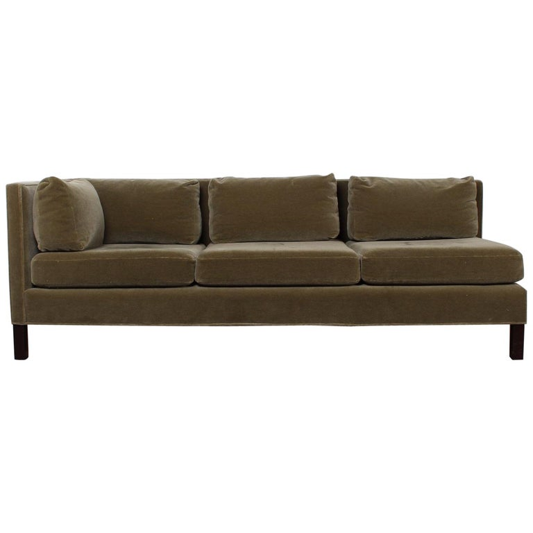 One Arm Sofa by Edward Wormley for Dunbar For Sale