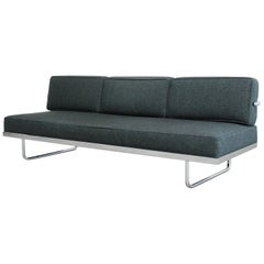 Le Corbusier LC5. F Daybed Sofa by Cassina, 1998