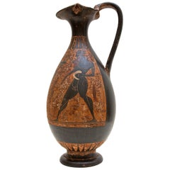 19th Century Grand Tour Greek Wine Jug