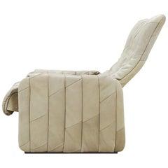 De Sede Wing Back Leather Armchair