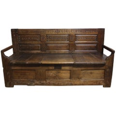 Early 18th Century French Bench