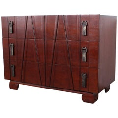 Kabinett von Edmund Spence Entworfen