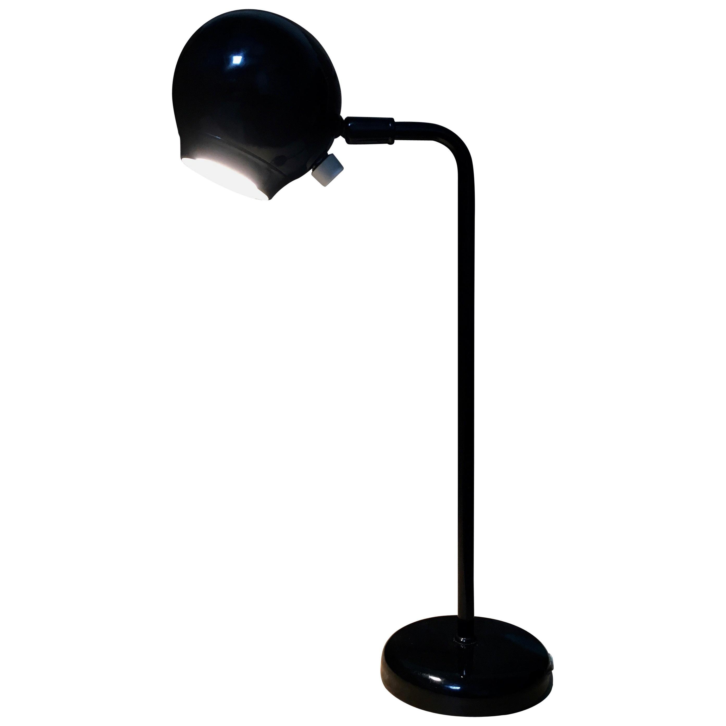 Eyeball Desk Lamp by Robert Sonneman for George Kovacs