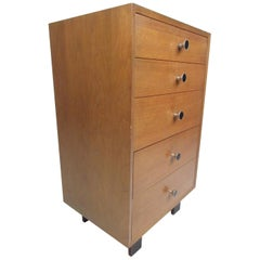 Md-Century Modern George Nelson Lingerie Chest