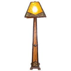 Cisco's Adirondack Riverfront Floor Lamp