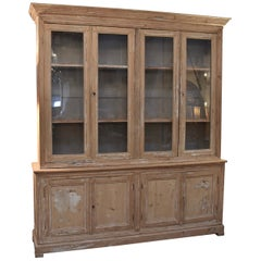 Early 19th Century Swedish Library Cupboard Bookcase