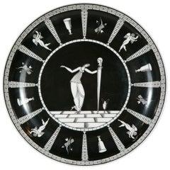 Plates of Gio Ponti
