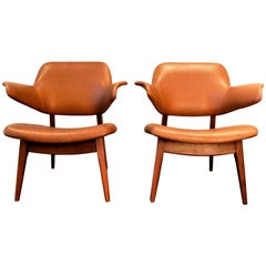 Lounge Chair by Louis Van Teeffelen for Wébé, 1960s