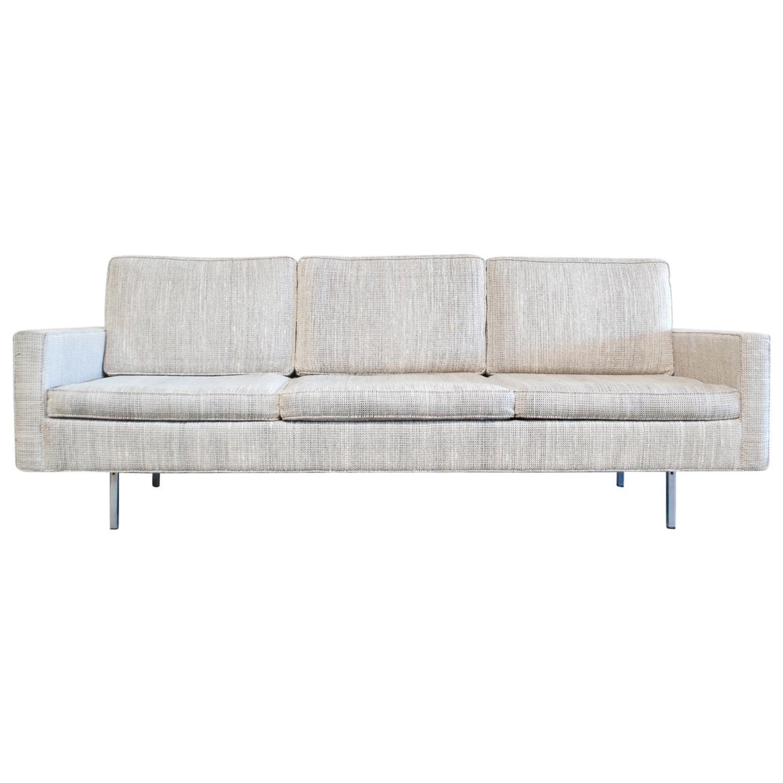 Florence Knoll International Sofa Model 25 BC