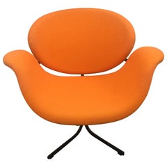 Artifort Orange Pierre Paulin Tulip Midi Chair