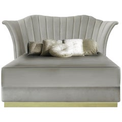 Koket Caprichosa Bed in Velvet