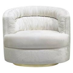 Koket Cocktail Chair in Velvet