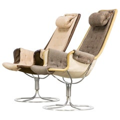 1960s Bruno Mathsson 'Jetson' Chair for DUX /Set2