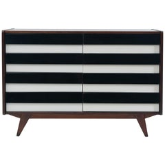 U-453 Chest of Drawers by Jiri Jiroutek for Interier Praha, 1960s