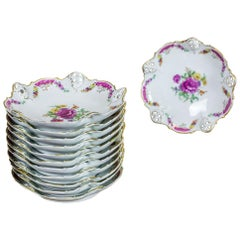 Set of Rosenthal Moliere Serving Bowls from the 1891-1906