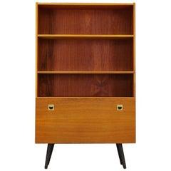 Vintage Teak Bookcase Danish Design Retro