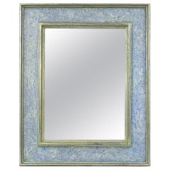 "French Contemporary Mirror, Inspiration Frame ""Braque"" by Pascal & Annie"