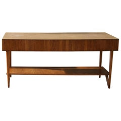 1950s Italian Bar/Console or Serving Table