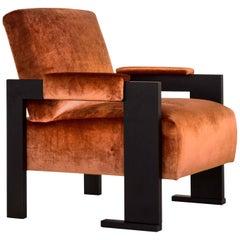 Sol Armchair - Oak Finish - Size I