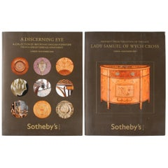 Sotheby's; A Double Catalogue, English Furniture and Lady Samuel of Wych Cross