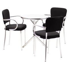 Chairs and Table by F.A. Porsche for Ycami